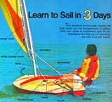 learn to sail in 3 days cover